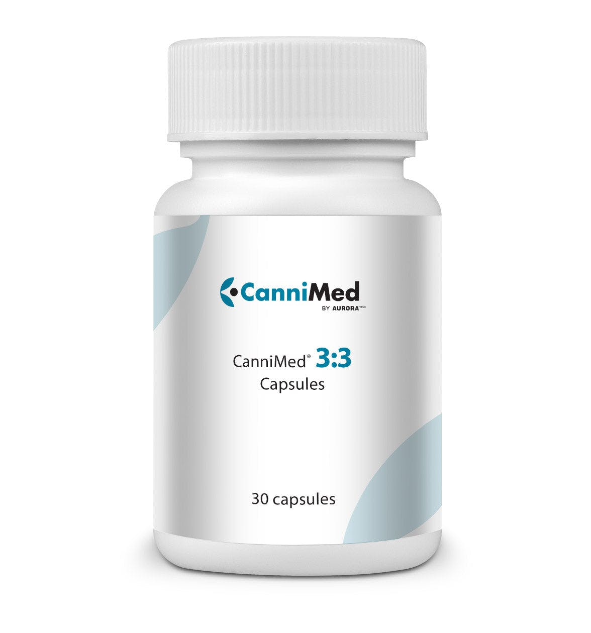 CanniMed Capsules 3:3
