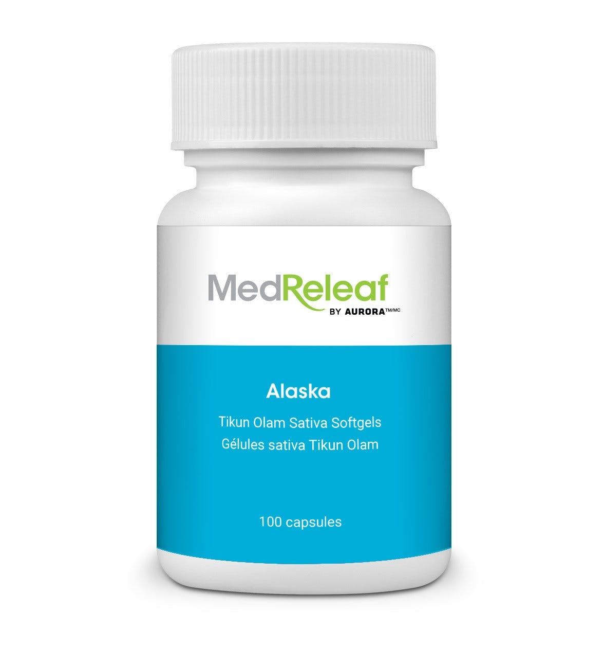Alaska Softgels
